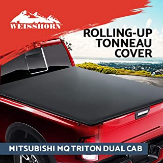 Weisshorn Tonneau Cover for Mitsubishi MQ Triton Dual Cab