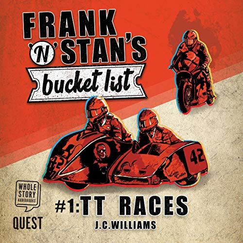 Frank 'n' Stan's Bucket List #1 audiobook cover art