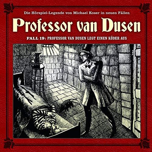 Professor Van Dusen Legt Einen Köder aus (Neue Fälle 19)