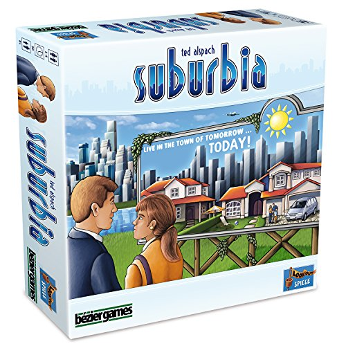 Lookout Games 001647 Lookout 001647-Suburbia