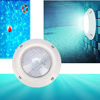 Swimming Pool Light, LED RGB Underwater Light with Multi-Color Changing and Remote Control, AC12V 35W 360