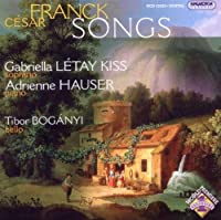 Franck Ctsar Songs by C. Franck (2013-05-03)