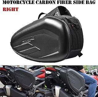 Borsa da Sella in Tela Universale per trasportare la Bici FidgetGear la Coda della Sella della Moto Il Bagaglio
