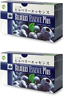2 Boxes of Bio Energy-North American Bilberry Essence Plus (12 Bottles/Box)