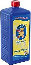 Pustefix Nachfüllflasche Maxi I 1000 ml Seifenblasenflüssigkeit I Bubbles Made in Germany I Seifenblasen für Hochzeit, Kindergeburtstag, Polterabend I Seifenblasen für Kinder & Erwachsene