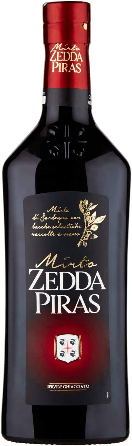 Zedda Piras Mirto Rosso di Sardegna Liqueurs 70 cl