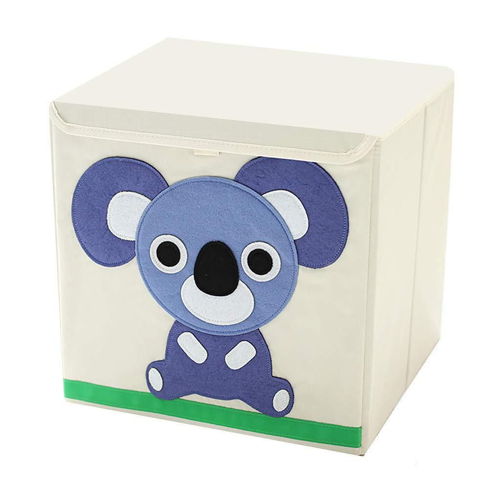 XD E-commerce Cajas de Carton almacenaje Caja almacenaje Caja de Almacenamiento Plegable Ropa Caja de Almacenamiento De la Caja de Almacenamiento Koala: Amazon.es: Hogar
