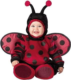 itty bitty ladybug halloween costume