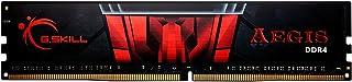G.Skill F4-3000C16S-8GISB Aegis 8GB 288-Pin DDR4 SDRAM DDR4 3000
