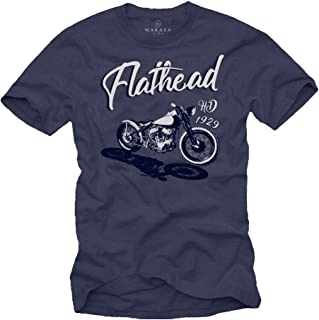 Biker Chemise moto t-shirt vélomoteur Funshirt bikerclub Cadeau Moto 5