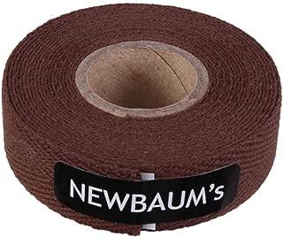 Newbaum Cloth Bar Tape, Dark Brown - Each - 26327