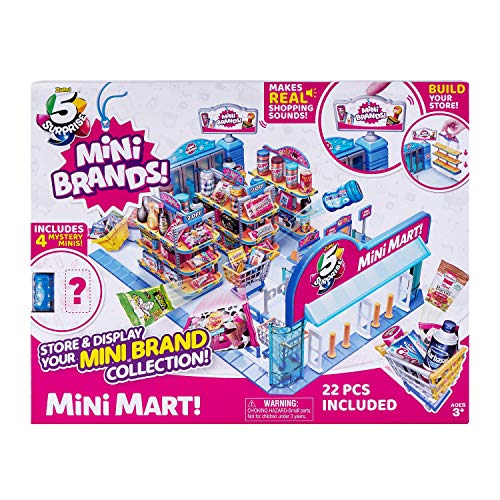 5 Surprise - Mini Brands Mini Mart