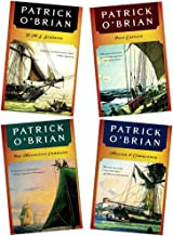 4 Book Set : The Aubrey–Maturin Series - Master and Commander, Post Captain, HMS Surprise, The Mauritius Command (The Aubr...