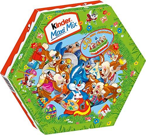 Kinder Mix Osternest, 2er Pack (2 x 152 g)