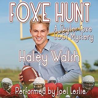 Foxe Hunt audiobook cover art