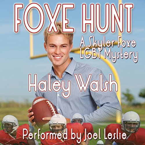 Foxe Hunt audiobook cover art