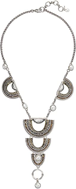 Pave Tribal Necklace