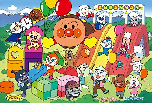 アンパンマン 天才脳はじめてのパズル 30ピース 楽しい広場