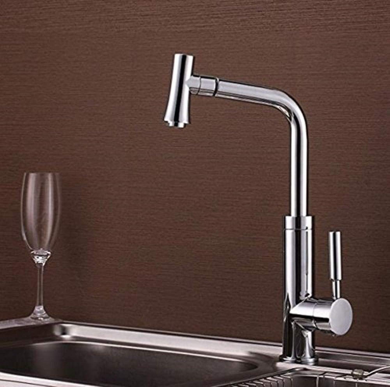Basin Taps Swivel Spout Faucet Faucet Plating Brushed Kitchen Basin Tap