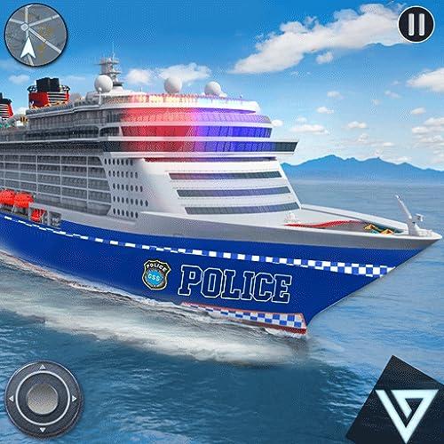 Transporte de automóviles de la policía estadounidense: