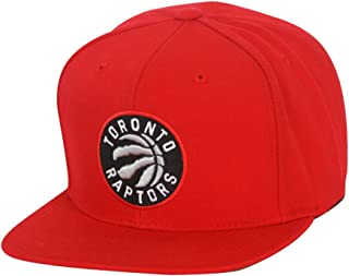 Toronto-Raptors Kids Unisex Adjustable Stylish Cool Casual Hat Baseball Cap Red Suitable for Sports Parties and Parties