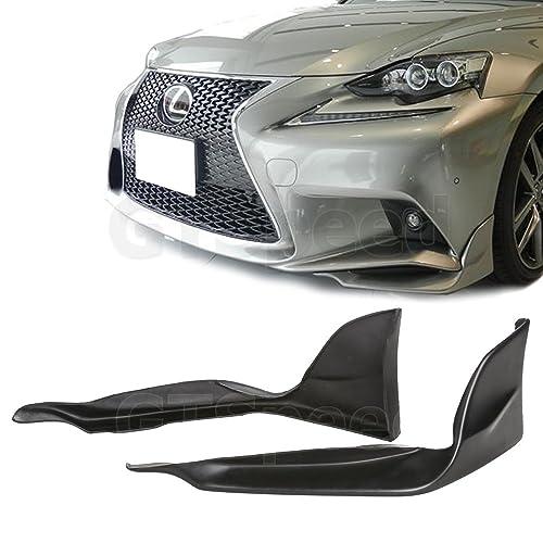 2014-2015 Lexus Is250 Is350 OEM TRD STYLE  Front Bumper Lip Splitter F-sport