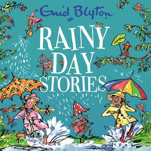 Rainy Day Stories cover art