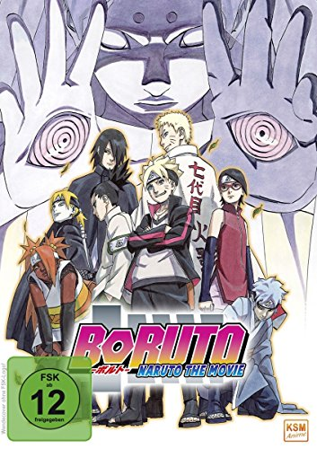 Boruto - Naruto The Movie (2015)