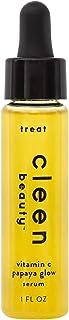 cleen beauty Vitamin C Papaya Glow Serum 1 Fl. Oz.