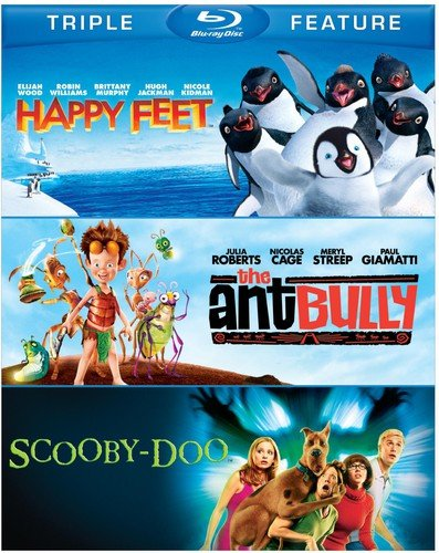 Happy Feet / Ant Bully / Scooby-Doo: The Movie [Edizione: Stati Uniti]