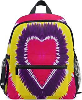 Bagages CPYang Trousse à crayons en cuir avec fermeture Éclair et motif tourbillon coloré Trousses