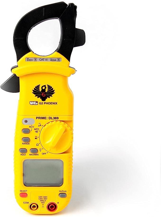 UEi DL369 Digital Clamp Meter