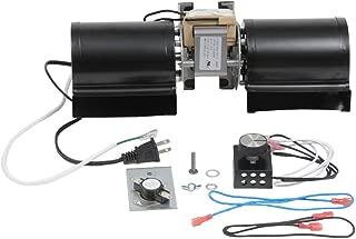 P-Tech GFK-160 GFK-160A Fireplace Blower Fan Kit for Heat & Glo Quadra-Fire Fireplaces