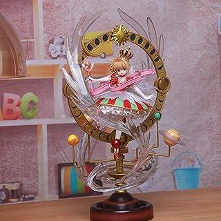 カードキャプターさくら 木之本桜15周年限定版ABS&PVC無比例塗装済み完成品フィギュア