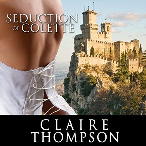 Seduction of Colette audiobook cover art