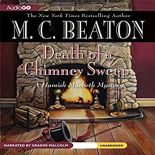 Death of a Chimney Sweep audiobook cover art