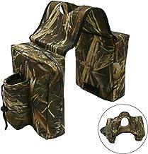 Noir Lot de 2 sacoches de Rangement Oxford 600D pour Garde-Boue de Quad ou de Chasse Noir - NA142VC310R55TPY