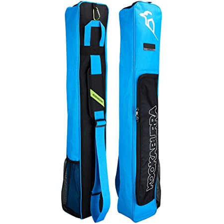 One Size Black KOOKABURRA Unisexs Enigma Hockey Bag