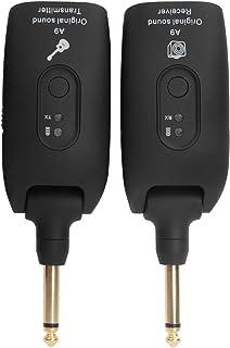 Emoshayoga Receptor de Audio Profesional para Instrumentos Musicales para Uso Profesional para grabadora de Audio