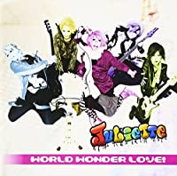 WORLD WONDER LOVE!