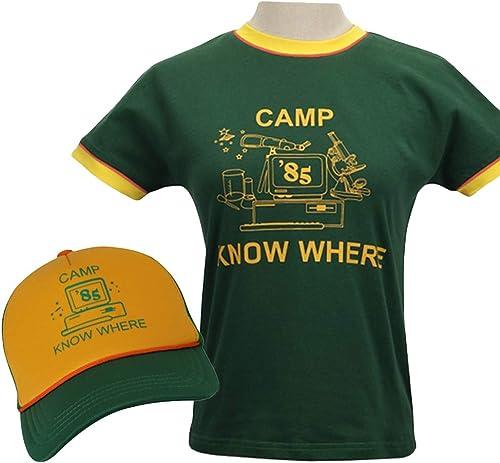 los nuevos estilos calientes Nihiug Nihiug Nihiug Weird Story Ocio Camiseta Impresa Temporada 3 Sombrero de béisbol periférico Cos Casual hombres y mujeres Salvajes,verde-L  popular