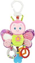 Newin Star Juguetes Colgante?Juguetes del Cochecito y Silla de Paseo Cama Colgando Cuna Sonajero Musical para bebé y niños(Mariposa)