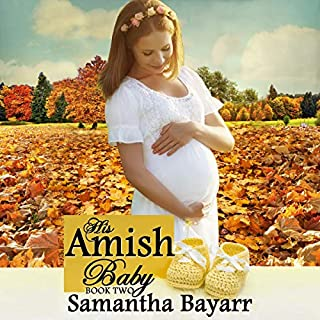 His Amish Baby (Amish Christian Romance) audiobook cover art