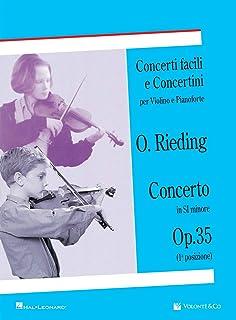 Concero in Si Minore Op.35
