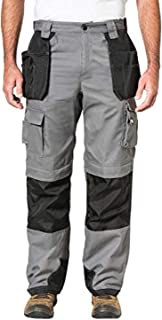 Workwear Bundle: Caterpillar Men's Trademark Pant &...