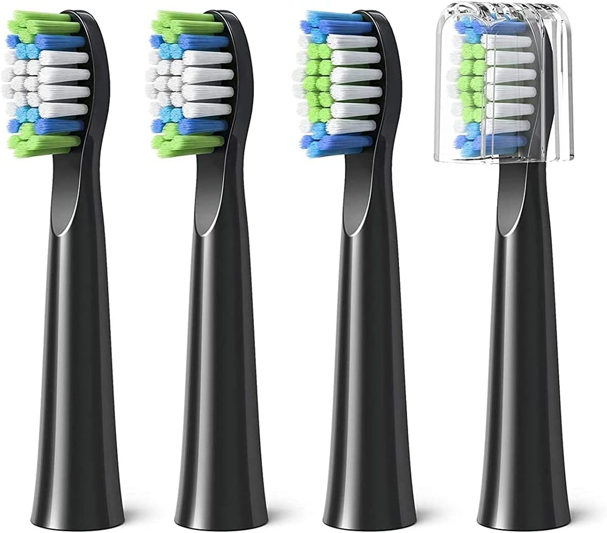 LIANGMEI Qingqing Store Toothbrush Toothbrushes New product type Heads R Electric Spasm price