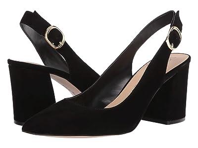 SOLE / SOCIETY Trudie (Black) High Heels