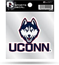 """Rico Industries UCONN Small Style Decal (4""""X4"""")"""