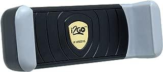Suporte Veicular AirVent, i2GO, Abertura Máxima de 7,5cm, Base com Acabamento Emborrachado, Preto