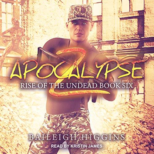 Apocalypse Z, Book 6 cover art
